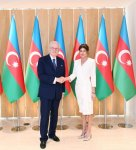 Azerbaijani first VP meets with chairman of Rothschild Global Financial Advisory (PHOTO) - Gallery Thumbnail