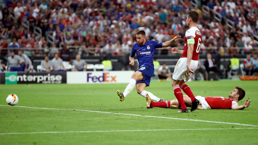 UEFA Europe League final between Arsenal, Chelsea ends at Baku Olympic Stadium (PHOTO/VIDEO) (UPDATED) - Gallery Image