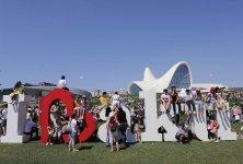 В парке Центра Гейдара Алиева состоялся Детский фестиваль (ФОТО) (версия 2) - Gallery Thumbnail