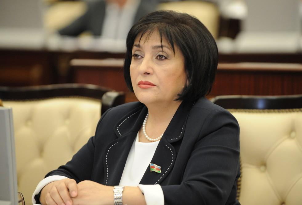 Chairperson of Azerbaijani parliament signs order related to coronavirus (UPDATE-3)