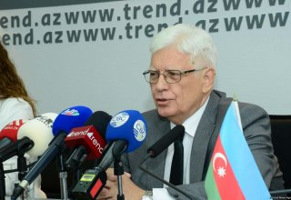 Ambassador: construction of Azerbaijan-Russia bridge to be completed by end of 2019