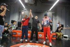 В Баку определены победители Международного турнира по брейку-дансу и хип-хопу (ФОТО) - Gallery Thumbnail