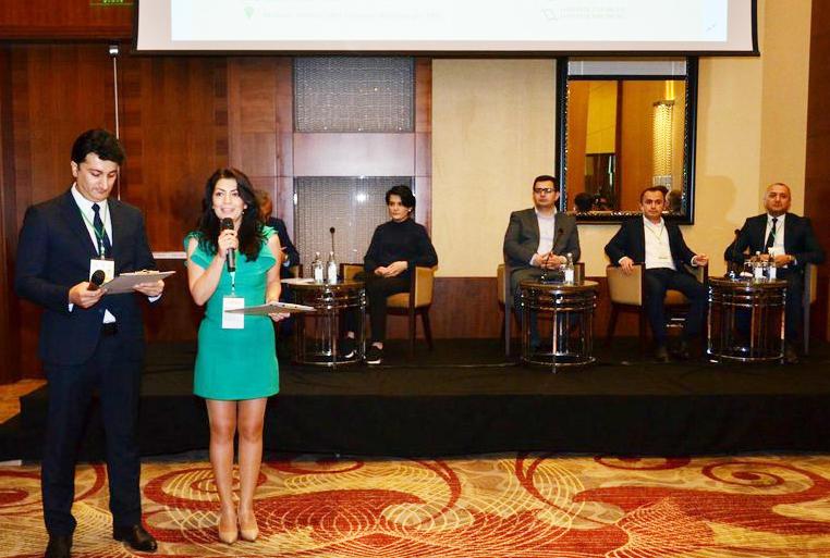Волонтеры здорового питания провели первый форум в Баку (ФОТО) - Gallery Image