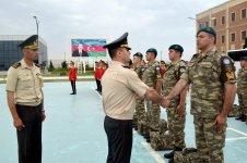 Группа миротворцев из Азербайджана отправлена в Афганистан (ВИДЕО/ФОТО) - Gallery Thumbnail