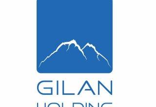 С начала года Азербайджанская компания Gilan Holding увеличила уставный капитал в 34 раза