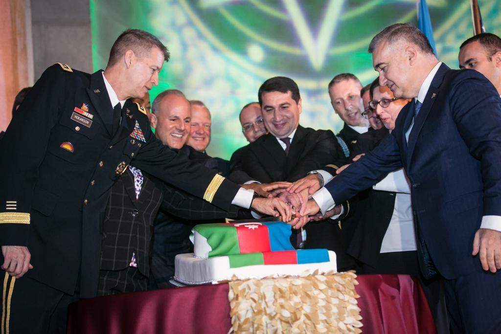 Washington hosts solemn reception on Azerbaijan Republic Day (PHOTO) - Gallery Image
