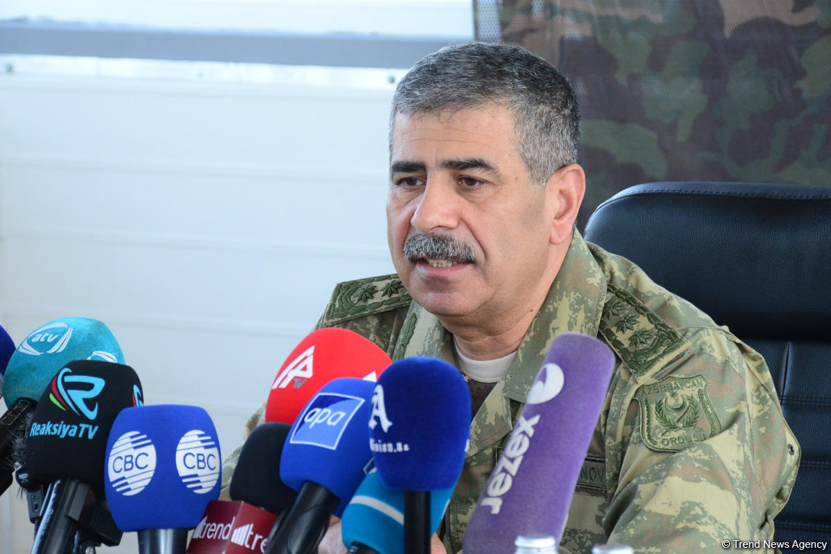 Defense ministry's main task - to keep Azerbaijani army in constant combat readiness
