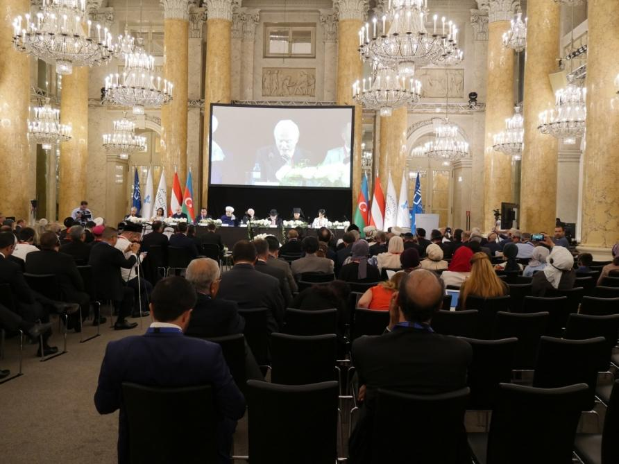 Int'l conference kicks off in Vienna (PHOTO) - Gallery Image