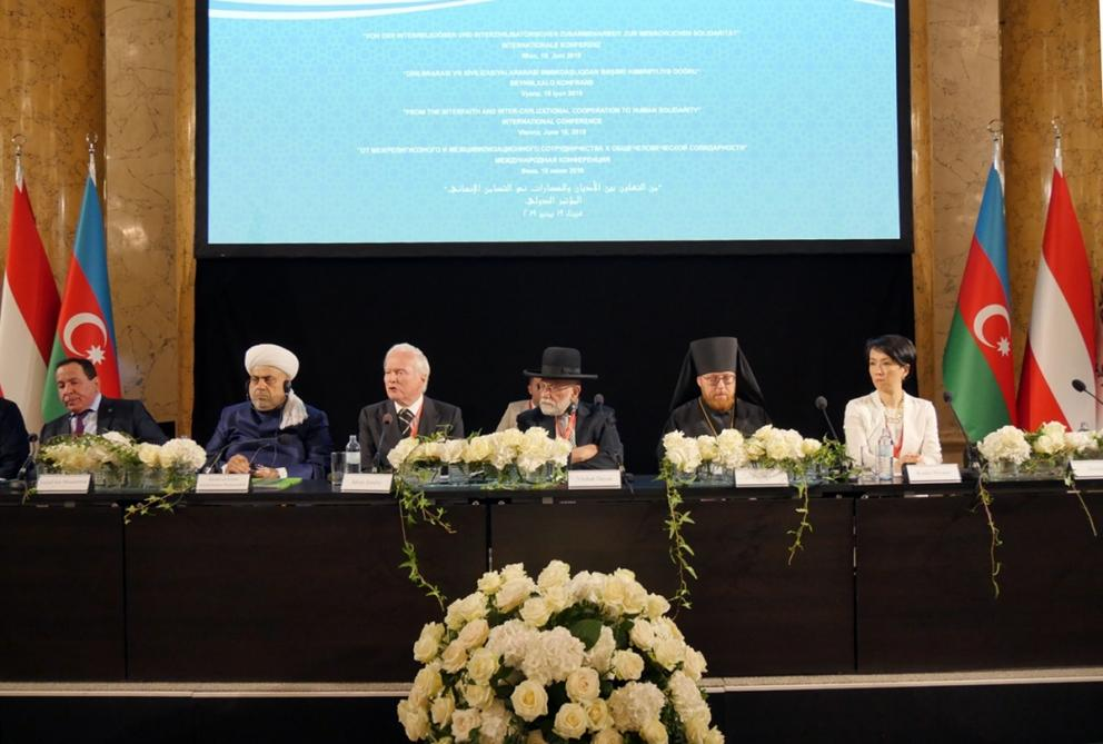 Int'l conference kicks off in Vienna (PHOTO)