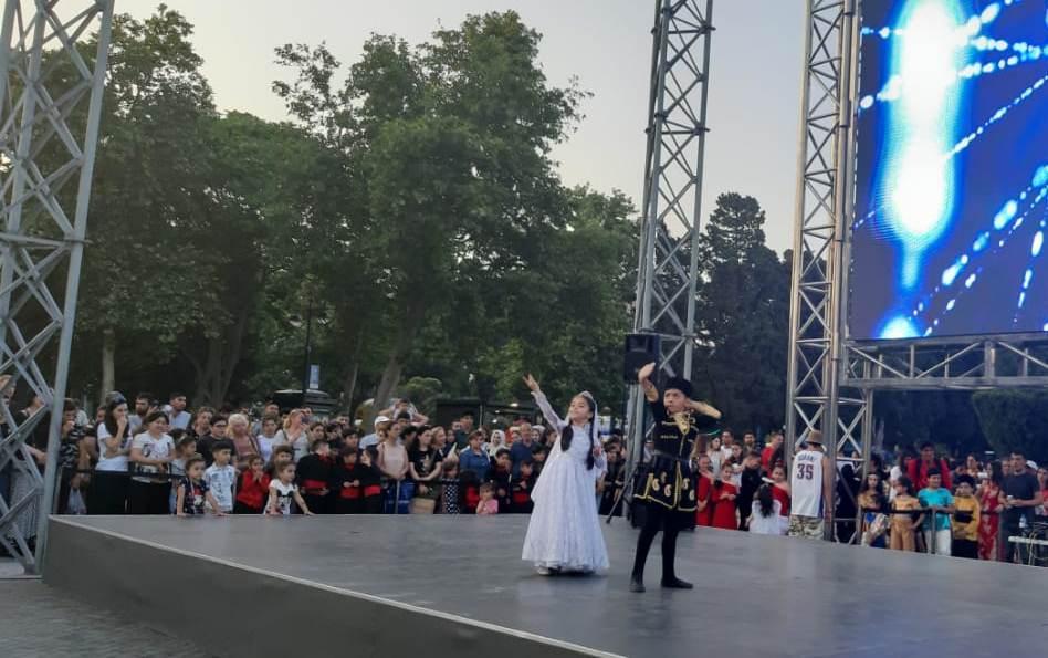 Танцующий Бакинский бульвар - под ритмы международного праздника Soul of Art and Dance (ФОТО) - Gallery Image