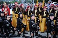 Танцующий Бакинский бульвар - под ритмы международного праздника Soul of Art and Dance (ФОТО) - Gallery Thumbnail