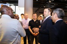Reps of int'l organizations familiarized with activity of Azerbaijan's DOST center in Baku (PHOTO) - Gallery Thumbnail