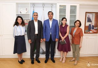 Eight additional students from Baku Higher Oil School will enjoy internship opportunity at Baker Hughes, a GE Company