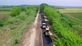 В Азербайджане идет масштабная реконструкция дорожной инфораструктуры (ФОТО) - Gallery Thumbnail