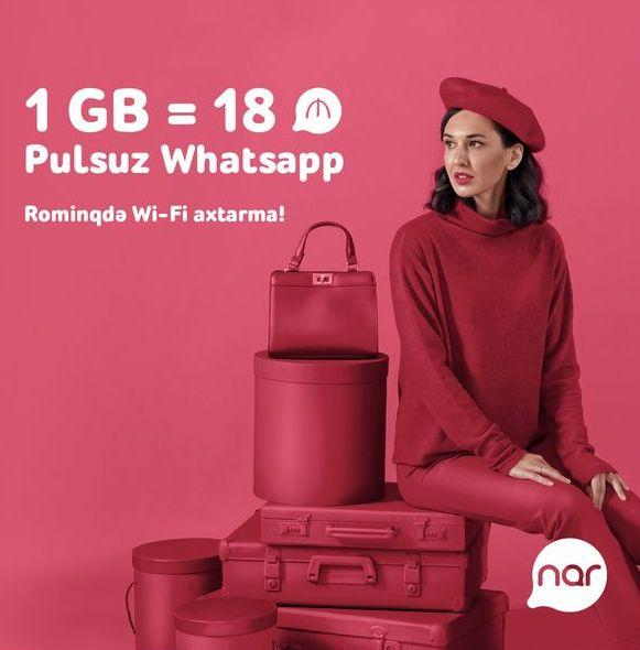 Advantageous roaming bundles from Nar for those who travel abroad