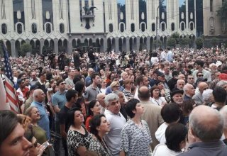 Tbilisi protests: detained get released, another rally held