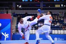 Асиман Гурбанлы выиграл золотую медаль на II Европейских играх - Gallery Thumbnail