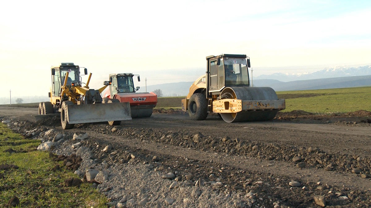 Azerbaijan continues large-scale reconstruction of road infrastructure