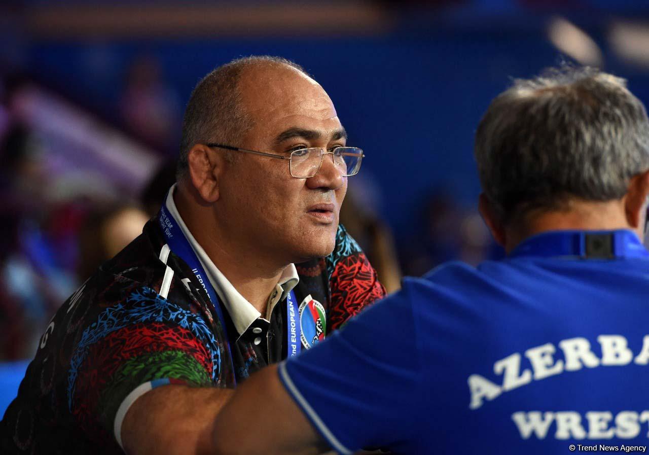 Firdovsi Umudov: II Avropa Oyunlarında Azərbaycan idmançılarının uğuru sevindiricidir (FOTO)
