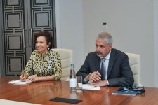 Mammadyarov meets with the Director-General of UNESCO - Gallery Thumbnail