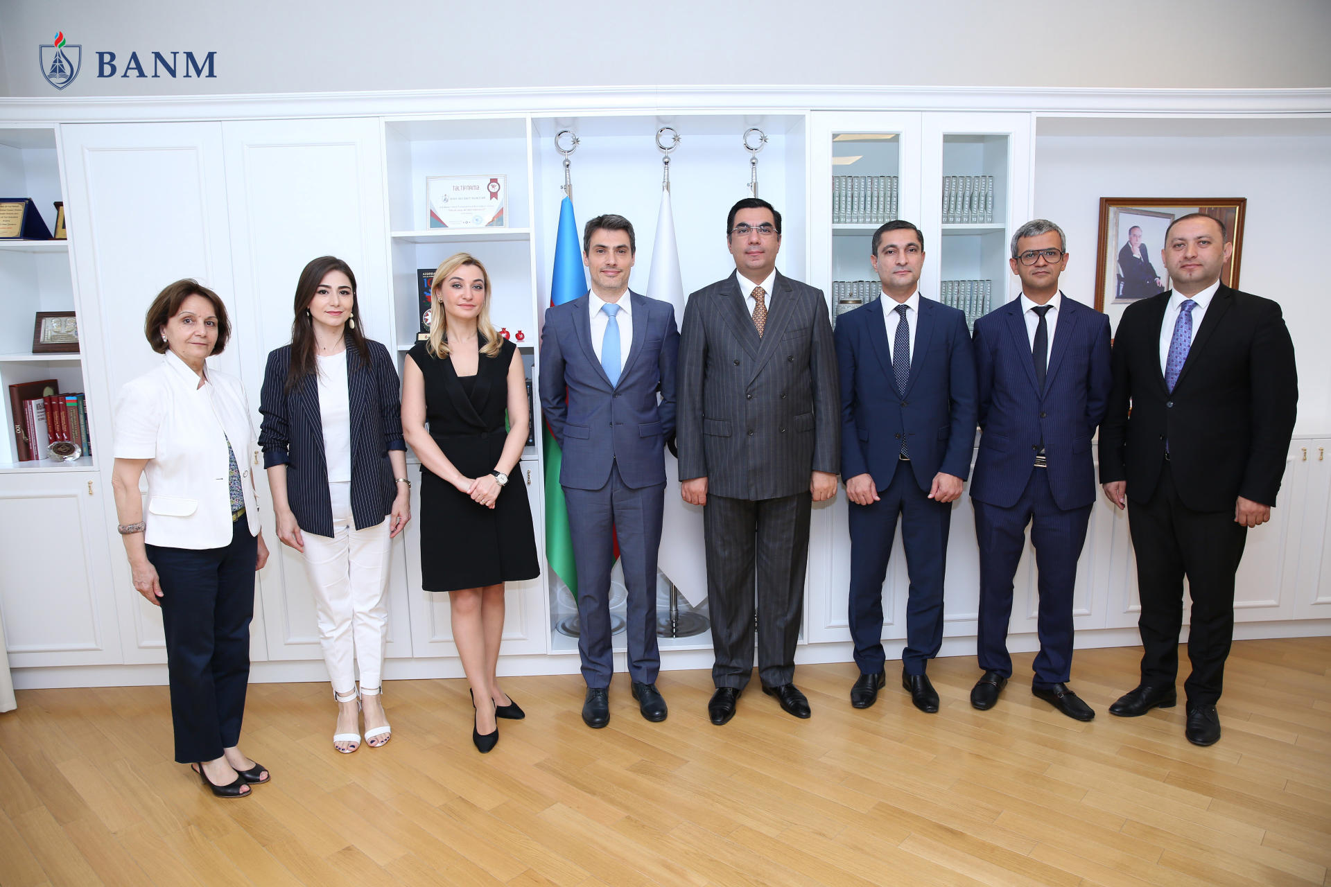 Baku Higher Oil School students will undertake training to improve their professional qualifications (PHOTO) - Gallery Image