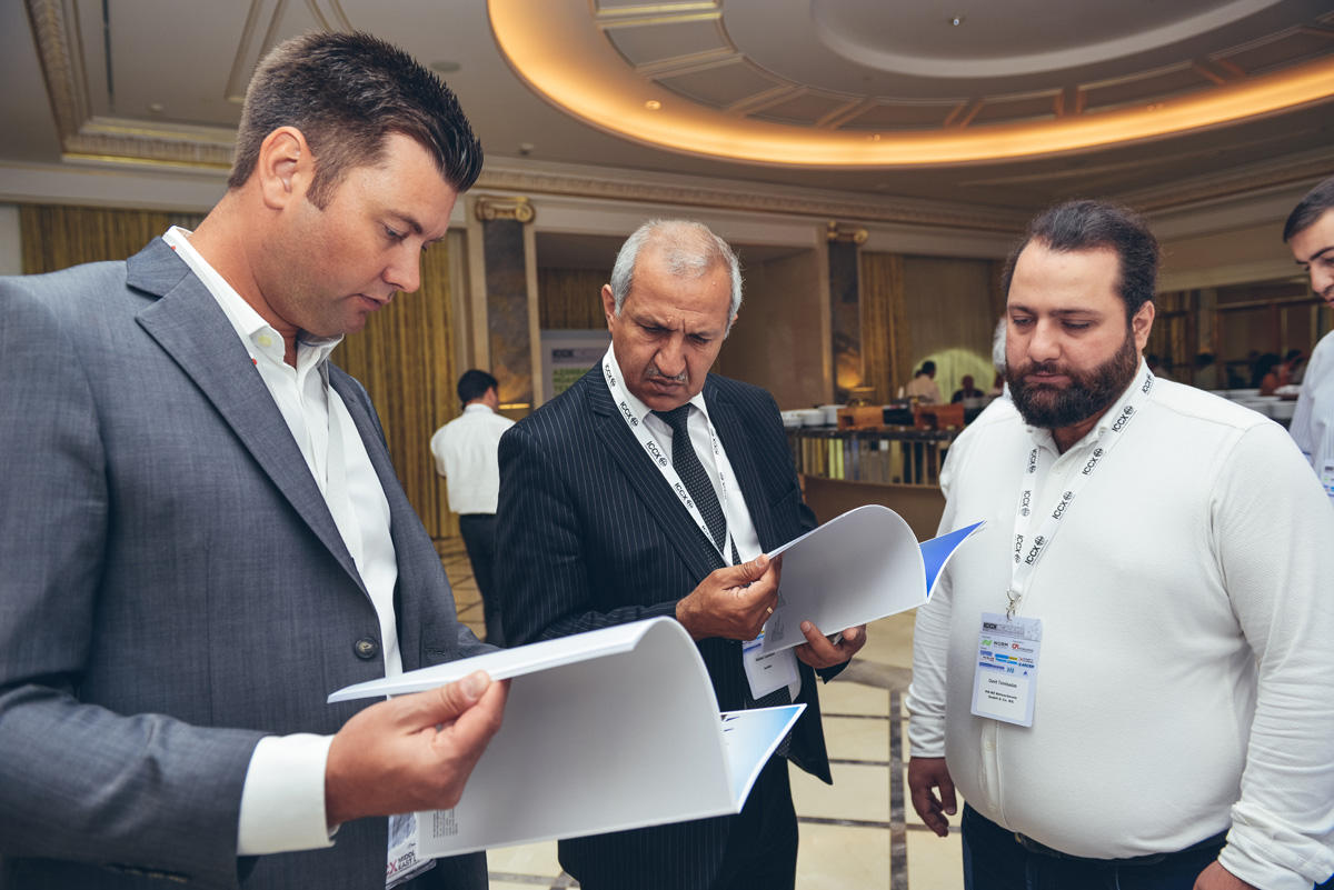 Norm Cement organizes first International Concrete Conference in Azerbaijan (PHOTO) - Gallery Image