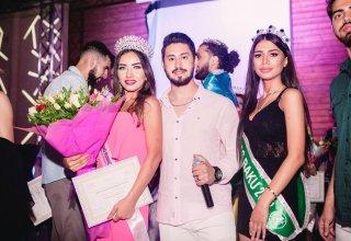 На берегу Каспия выбрали лучших топ-моделей Азербайджана (ВИДЕО, ФОТО)