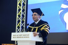 Baku Higher Oil School holds Graduation Ceremony (PHOTO) - Gallery Thumbnail