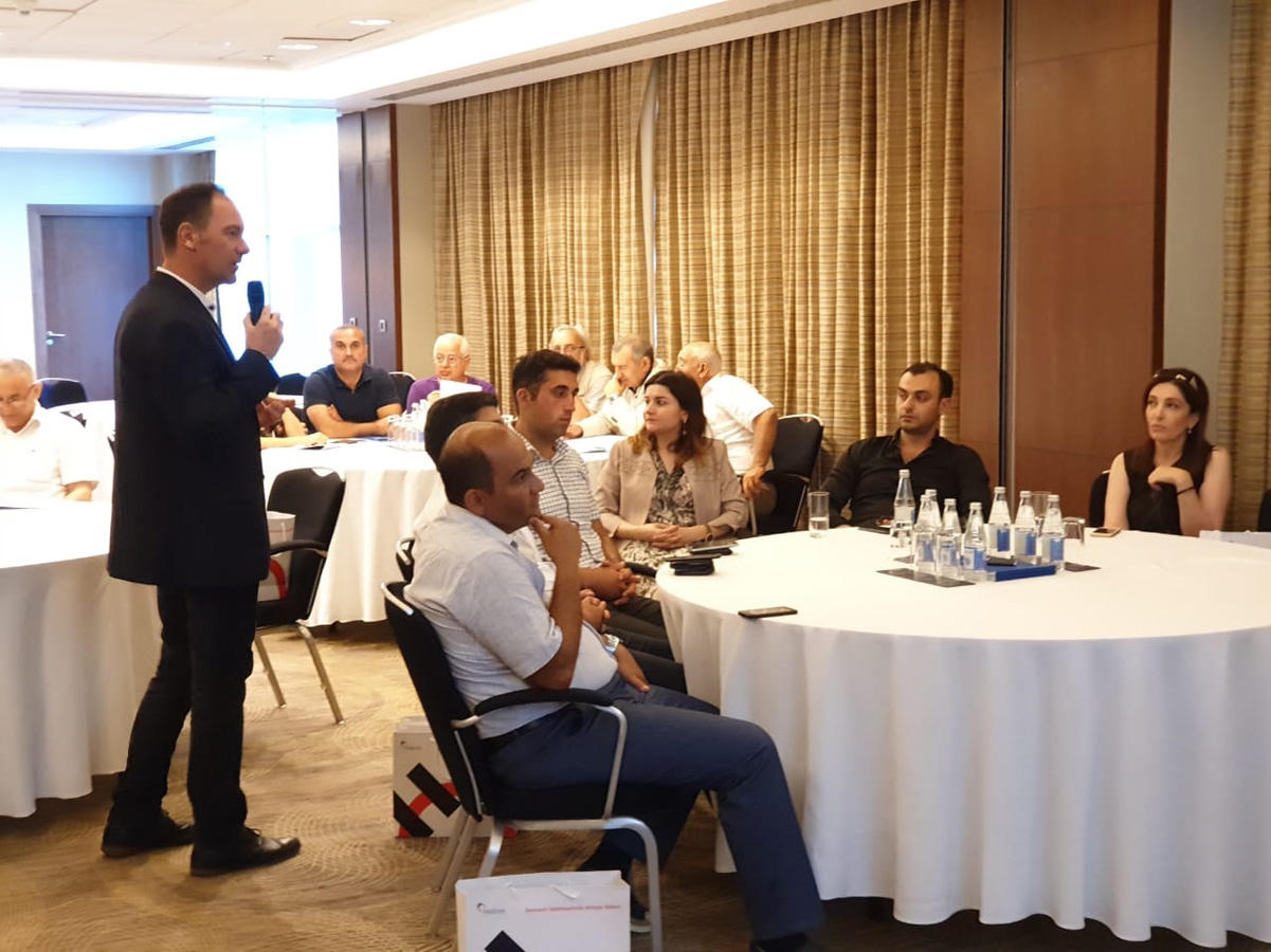 Holcim starts dialogue on prospects for development of construction industry