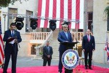 Посол: США были, и сегодня рядом с Азербайджаном (ФОТО) - Gallery Thumbnail