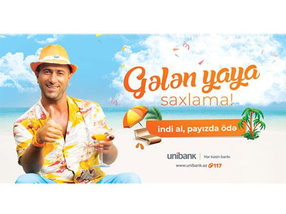 """""""Unibank""""dan yeni kampaniya: """"Gələn yaya saxlama!"""""""