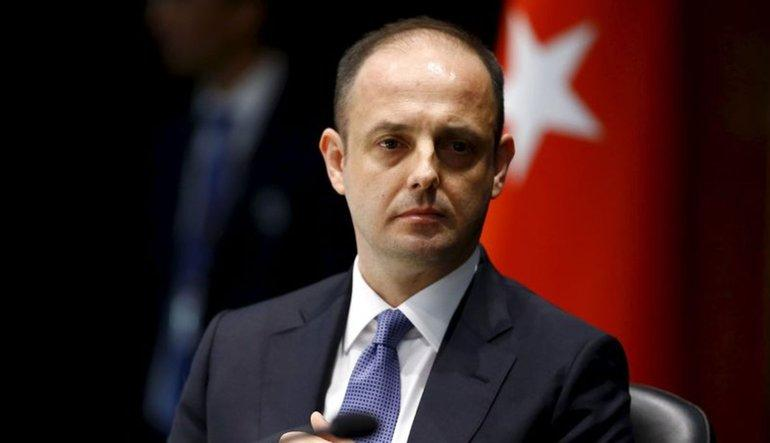 Turkey removes central bank governor, appoints deputy