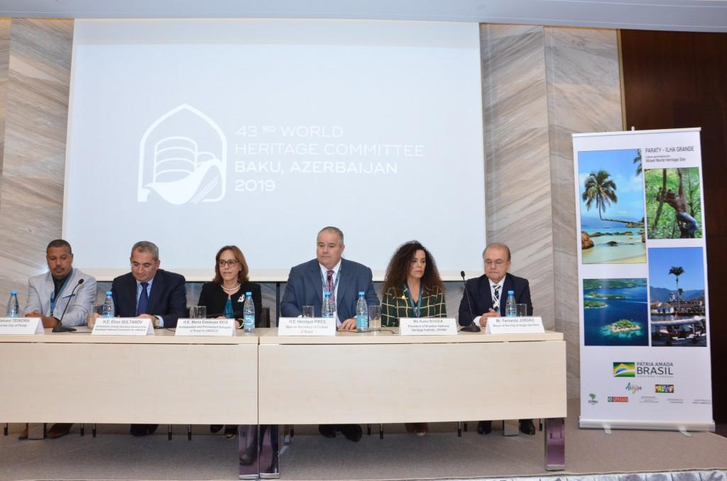 Azerbaijan, Brazil closely co-op within UNESCO (PHOTO) - Gallery Image