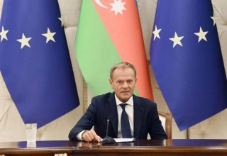 Tusk: Negotiations on Common Aviation Area Agreement, new EU-Azerbaijan agreement close to completion