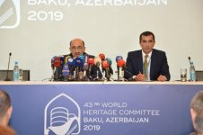 Minister: 29 nominations entered UNESCO World Heritage List at Baku session (PHOTO) - Gallery Thumbnail
