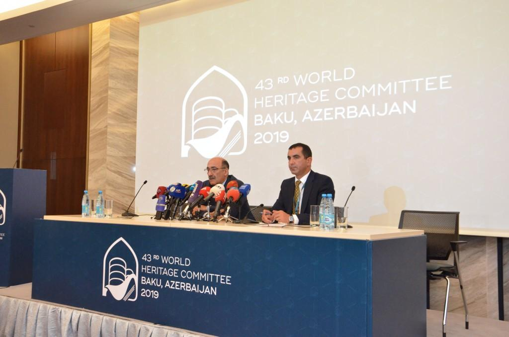 Minister: 29 nominations entered UNESCO World Heritage List at Baku session (PHOTO) - Gallery Image