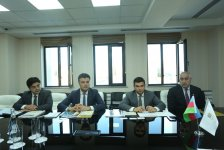 Azerbaijan's Agency for Development of SMEs to co-op with Ernst & Young Holdings (PHOTO) - Gallery Thumbnail