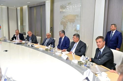 France inviting Azerbaijani companies to actively co-op in agriculture, new technologies (PHOTO) - Gallery Image