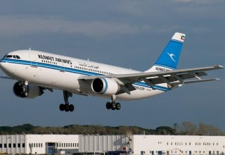 Kuwait Airlines to start regular flights between Baku & Kuwait City