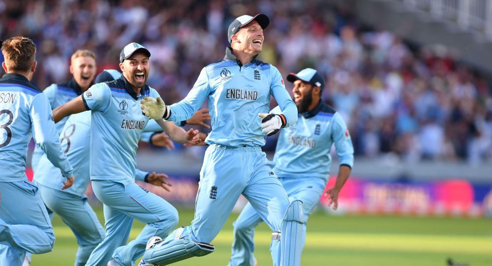England beats New Zealand in 2019 Cricket World Cup final