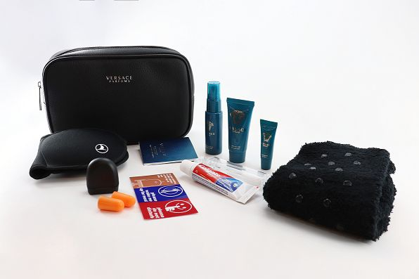 Turkish Airlines keeps providing privileged flight experience for its guests with its new travel sets (PHOTO) - Gallery Image