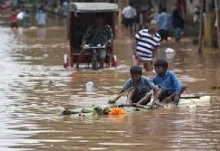 10 dead, nearly 1.5 mln people affected by floods in India's Bihar State