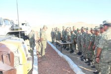 Training-methodical sessions held in Azerbaijan's army corps (PHOTO) - Gallery Thumbnail
