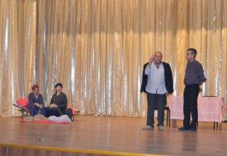 Азербайджанские актеры загадали в своем сердце желание (ФОТО)