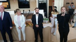 Opening ceremony of Baku-Sharm El-Sheikh regular flight held (PHOTO) - Gallery Thumbnail