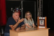 Азербайджанские актеры отмечены за плодотворную деятельность (ФОТО) - Gallery Thumbnail