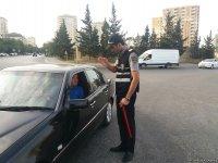 Yasamal polisi reyd keçirdi: 45 avtomobil saxlanıldı - SƏBƏB (FOTO) - Gallery Thumbnail