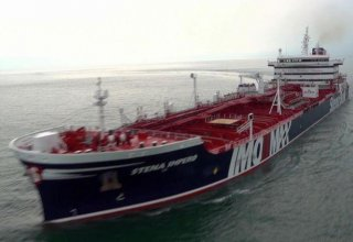 British tanker arrives in Dubai after 10-week detention in Iran