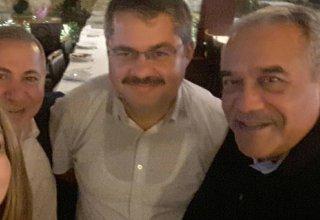 В Турции отметили юбилей Джахангира Новрузова и Теймура Рзаева (ВИДЕО, ФОТО)