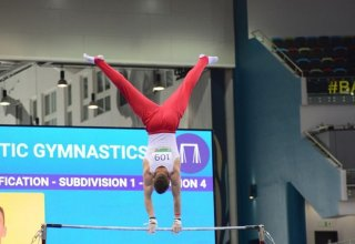 Polish gymnast participating in Summer European Youth Olympic Festival impressed by Baku